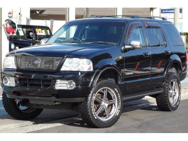 フォード XLT  4inリフトアップ トラフィックスター20in