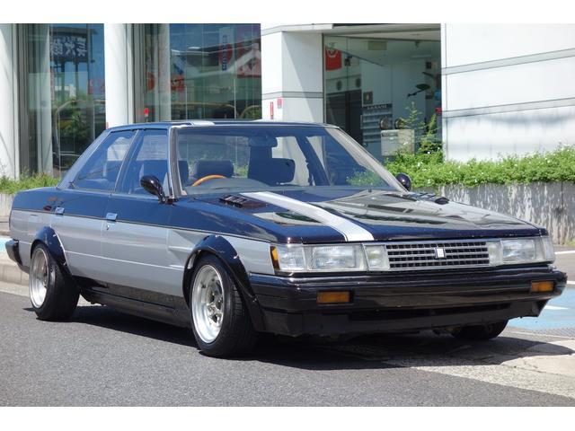 トヨタ グランデリミテッド 公認オーバーフェンダー SSRマークII