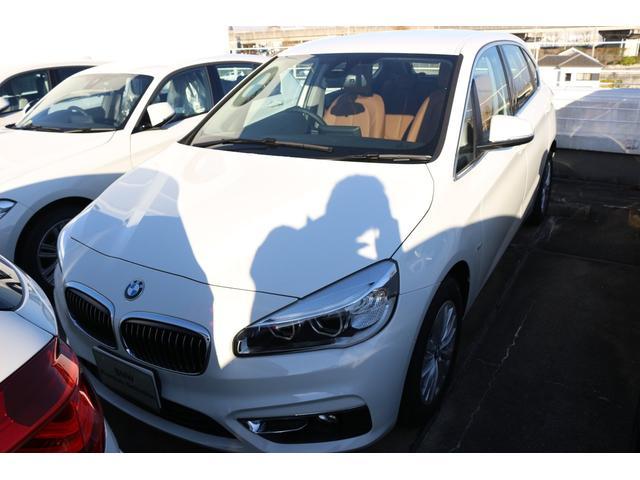 BMW 218iアクティブツアラー ラグジュアリー 全国2年無料保証
