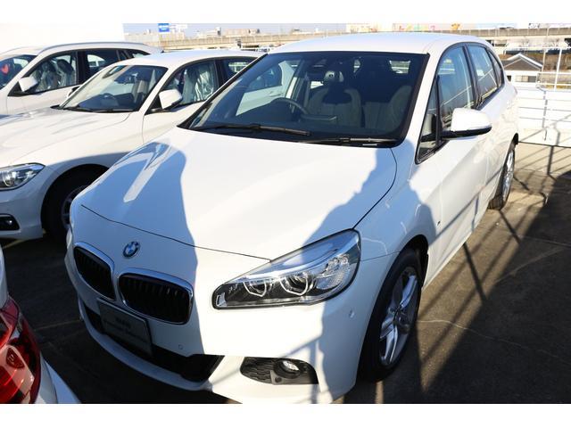 BMW 218dアクティブツアラー Mスポーツ全国2年無償保証