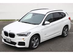 BMW X1sDrive 18i Mスポーツ LED 認定中古車