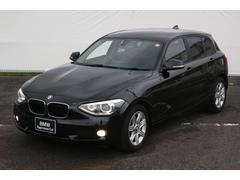 BMW116i ナビパッケージ 認定中古車