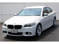 BMW523i Mスポーツ ザ・ピーク 全国2年無償保証