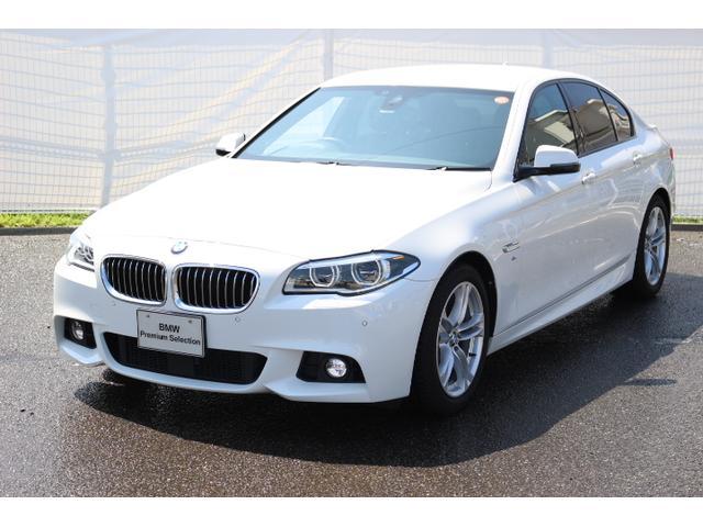 BMW 523d Mスポーツ 全国2年無償保証