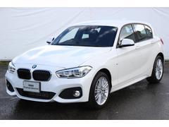 BMW118d Mスポーツ登録済未使用車 全国2年無償保証