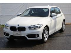 BMW118i スポーツ 登録済未使用車 全国2年無償保証