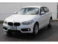 BMW118d スポーツ登録済未使用車 全国2年無償保証