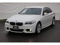 BMW523i Mスポーツパッケージ正規ディーラー全国1年無償保付