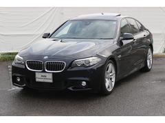 BMW523d Mスポーツ正規ディーラー全国2年無償保証付