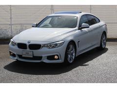 BMW420iグランクーペ Mスポーツ全国2年無償保証
