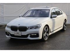 BMW740i Mスポーツ正規ディーラー全国2年無償保証