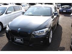 BMW116i Mスポーツ正規ディーラー全国2年無償保証