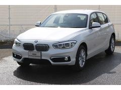 BMW118d スタイル登録済未使用車 全国2年無償保証