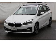 BMW218dグランツアラー スポーツ全国2年無償保証