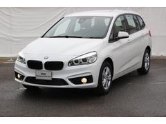 BMW218iグランツアラーレンタカー登録車全国2年保証