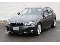 BMW118i Mスポーツ レンタカー登録車 全国2年保証