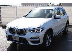 BMW X3xDrive 20i Xラインレザー 19AW サンルーフ