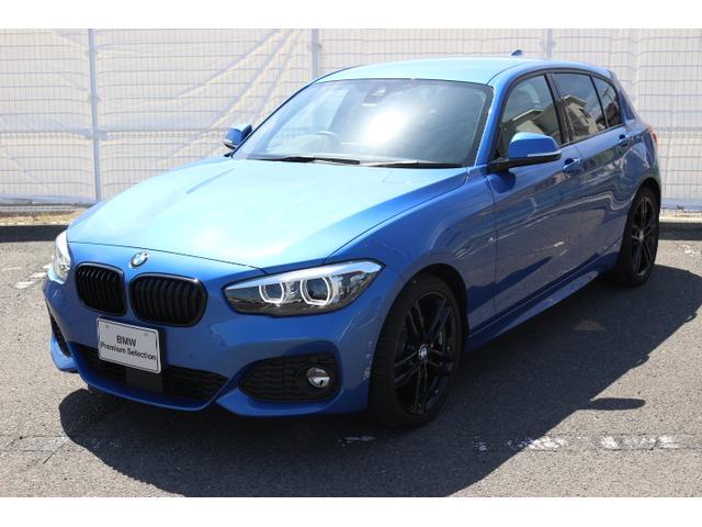 BMW 118d Mスポーツ エディションシャドーACC レザー