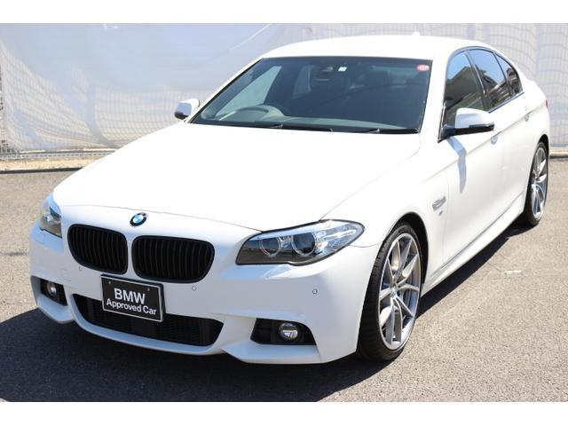 BMW 523d Mスポーツレザー ファインウッドP 限定車