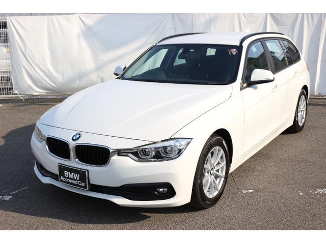BMW 320iツーリング SEコンフォート 弊社サービスカー