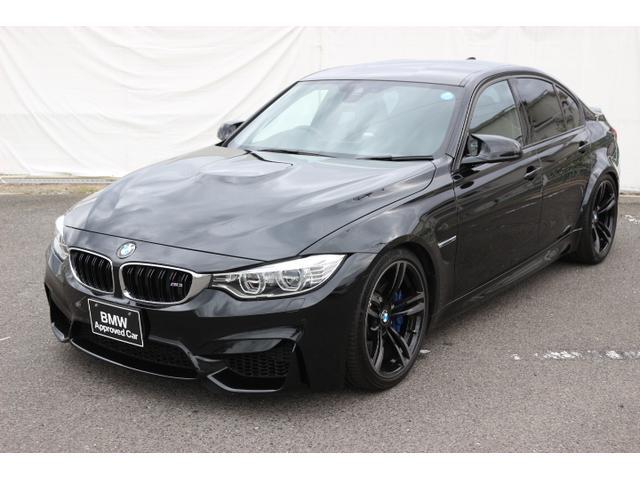BMW M3 ダウンサス 19AW LED レザー ヘッドアップ