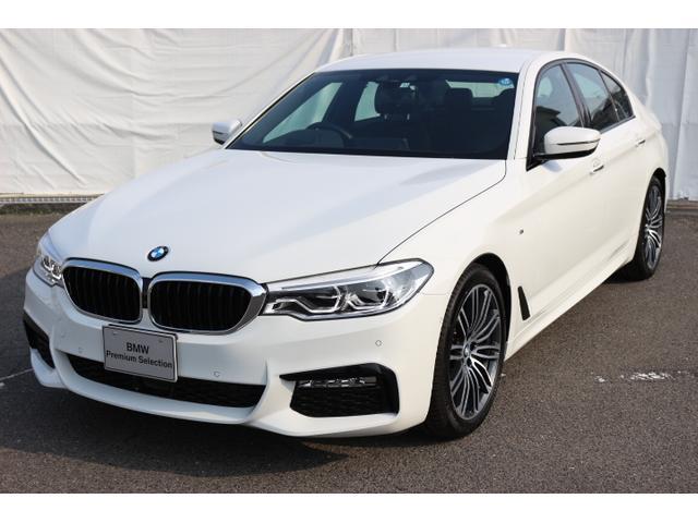 BMW 523d Mスポーツデモカー レザー ACC 電動リアゲート