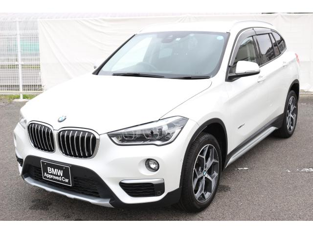 BMW xDrive 18d xラインPアシコンフォートヘッドアップ