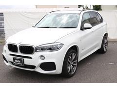 BMW X5xDrive 35i Mスポーツ黒レザーサンルーフLED