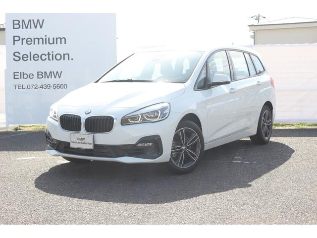 BMW 218iグランツアラー スポーツコンフォートP LED