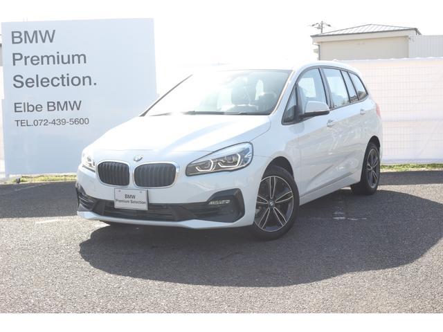 BMW 218iグランツアラー スポーツ電動リアゲート シートヒータ