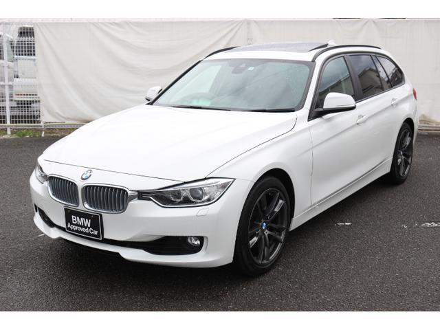 BMW 320i ツーリング サンルーフ 電動シート クルコン