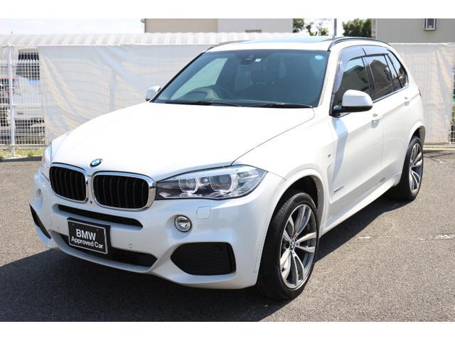 BMW xDrive 35d Mスポーツモカレザー サンルーフACC
