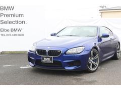 BMW M6ベースグレード黒レザーセーフティPKG カーボンルーフ