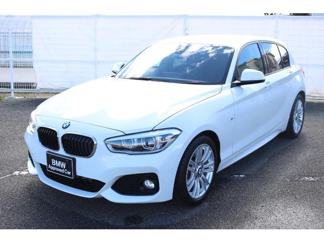 BMW 118i Mスポーツ パーキングサポートPKG