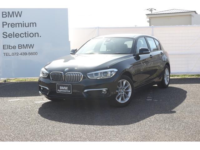 BMW 118d スタイル 純正HDDナビ ETC LED