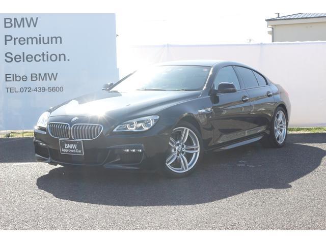 BMW 650iグランクーペ レザー サンルーフ ACC