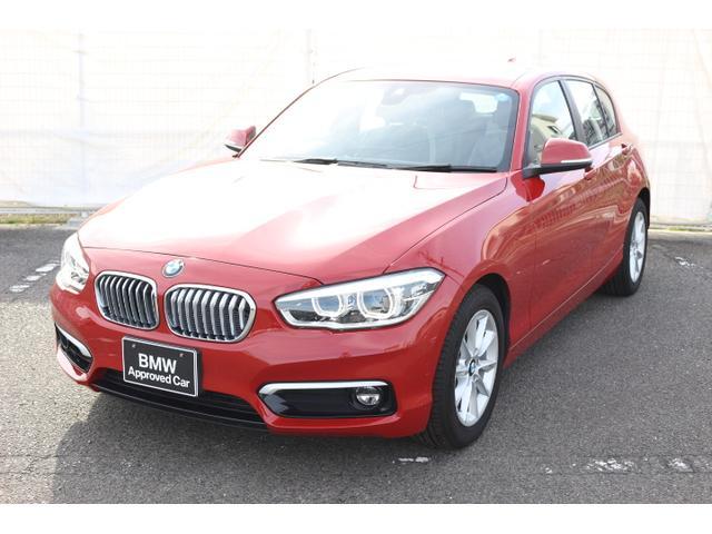 BMW 118i スタイルコンフォートPKGパーキングサポートPKG