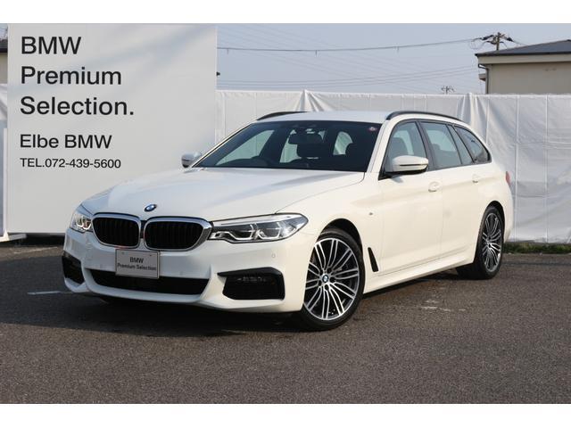 BMW 523iツーリング Mスポーツ デモカー/ヘッドアップDSP