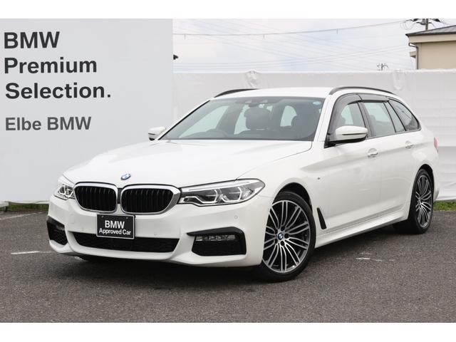 BMW 5シリーズ 523dツーリング Mスポーツ/ACC/電動リアゲート