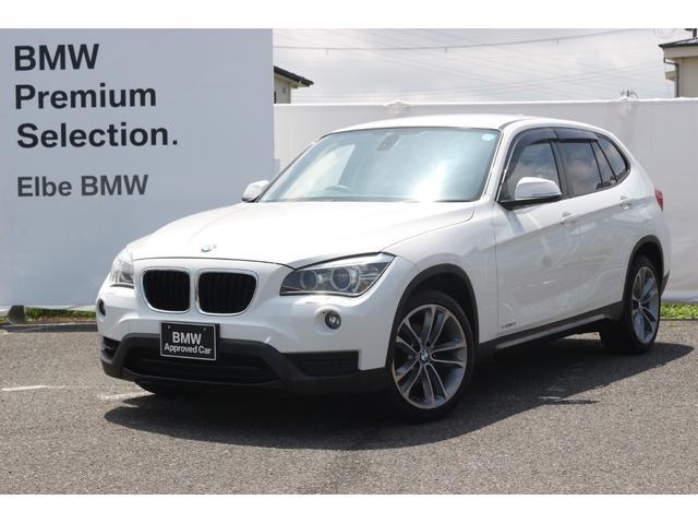 BMW X1 sDrive 18i スポーツコンフォート/純正ナビ