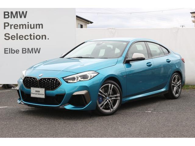 BMW M235i xDriveグランクーペ 禁煙車 弊社下取り車 デビューPKG Mブレーキ アダプティブサス バックカメラ 前後PDC 電動シート ACC ワイヤレスチャージ Mシートベルト18インチ LEDライト