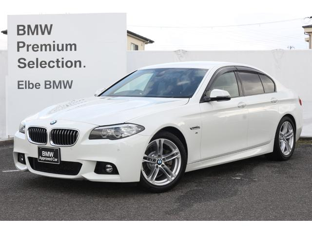BMW 523d Mスポーツ F電動シート 純正地デジ パドルシフト クルコン