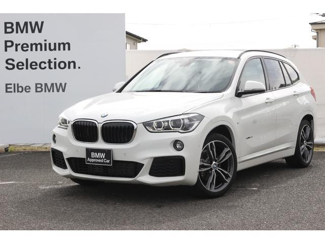 BMW X1 xDrive 18d Mスポーツ アップグレードPKG コンフォートPKG アクティブセーフティPKG 純正HDDナビ リアビューカメラ ETC