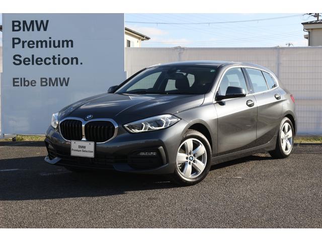 BMW 118i プレイ アンビエントライト ワイヤレスチャージレンタカー登録車 ACC コンフォート 液晶メーター タッチパネル 黒レザー
