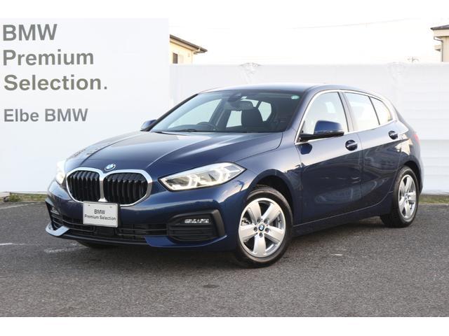 BMW 118i プレイ 電動ゲート バックカメラ 前後PDCレンタカー登録車 ワイヤレスチャージ ACC