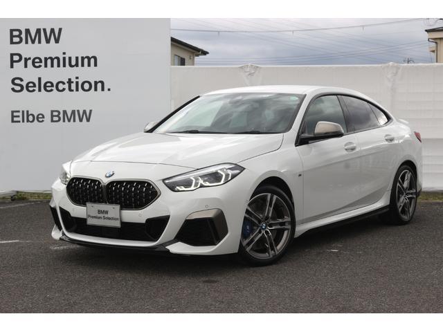 BMW M235i xDriveグランクーペ Mブレーキ リアフィルム 黒レザー電動シート バックカメラ 前後PDC