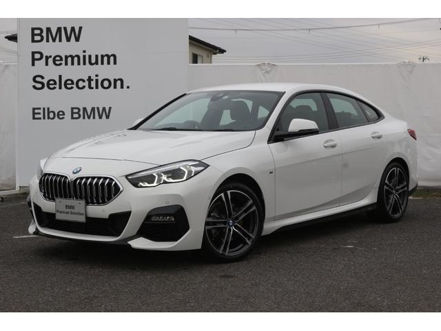 BMW 2シリーズ 218iグランクーペ Mスポーツ バックカメラ 前後PDC 黒ハーフレザー電動シート ワイヤレスチャージ タッチパネル 液晶メーター