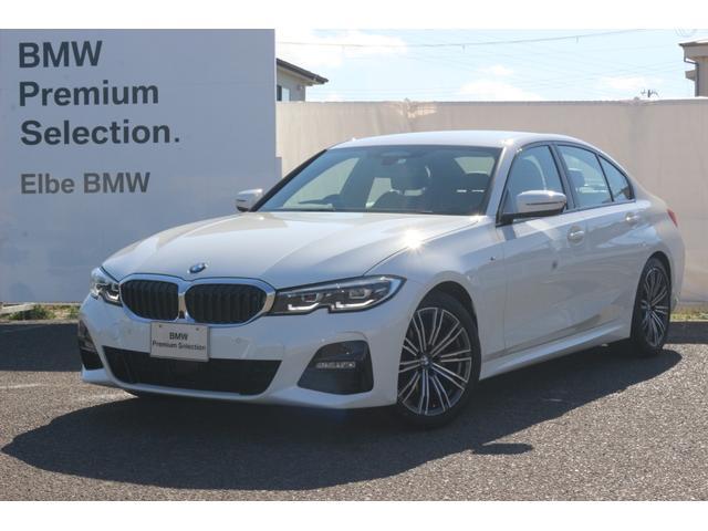 BMW 320i Mスポーツ 禁煙車 デモカー コンフォートP パーキングAプラス 18インチAW