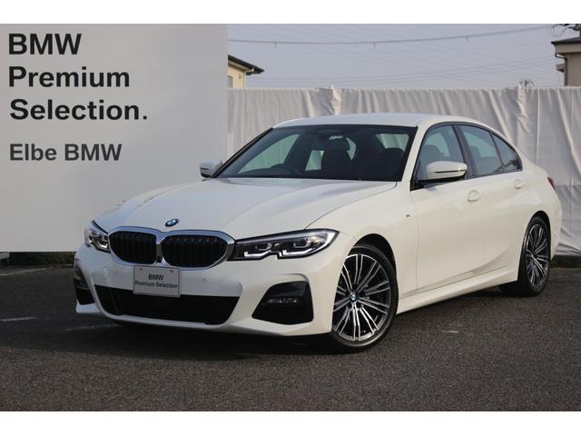BMW 320i Mスポーツ 禁煙車 アンビエントライト Fサイドカメラ HIFIセンサテックレザー コンフォートPKG パーキングアシストプラス オートトランク シートヒーター
