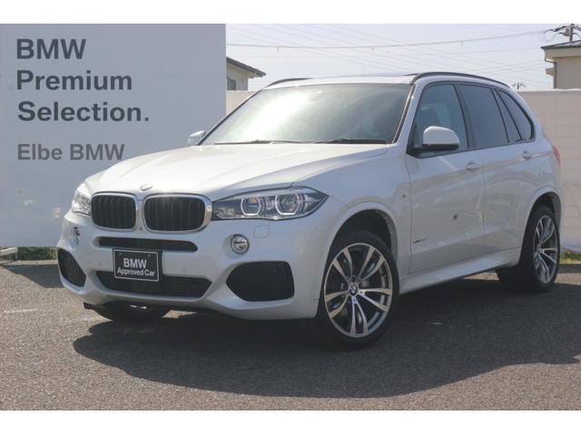 BMW xDrive 35d Mスポーツ 禁煙車 ブラウンレザー セレクトPKG アダプティブLEDヘッドライト 20インチAW Rフィルム パノラマ ソフトクローズ ACC 電動
